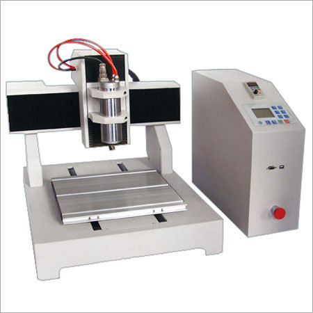 Rotary CNC Engraving Machine