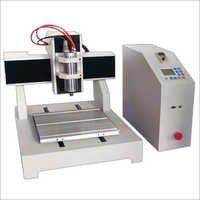 Rotary CNC Engraving Machine