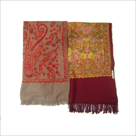 Silk Pashmina Shawls