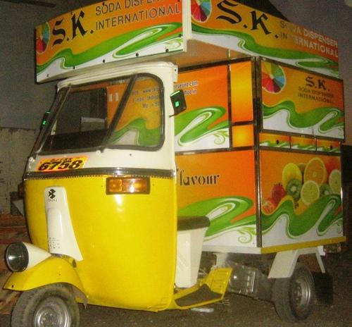 Soda Mobile machine