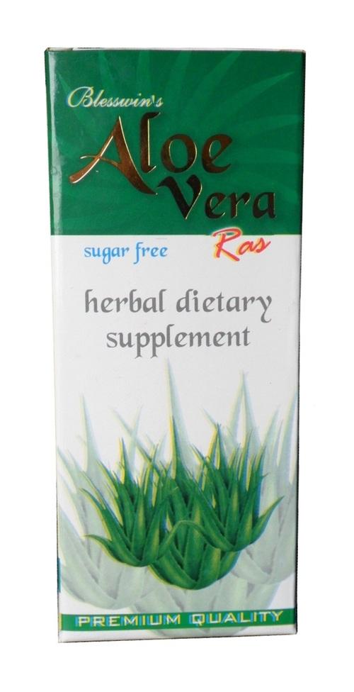 Aloe Vera Dietary Supplements
