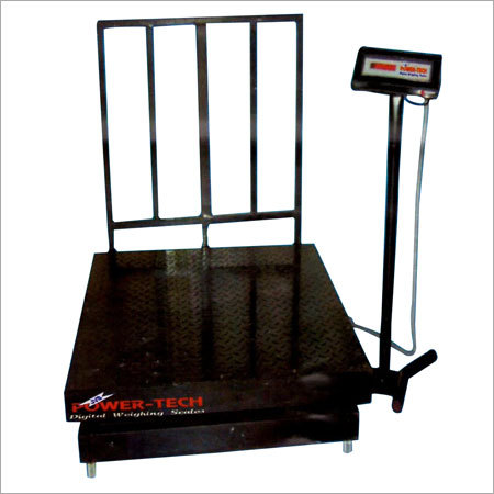 Digital Bench Weighing Scale