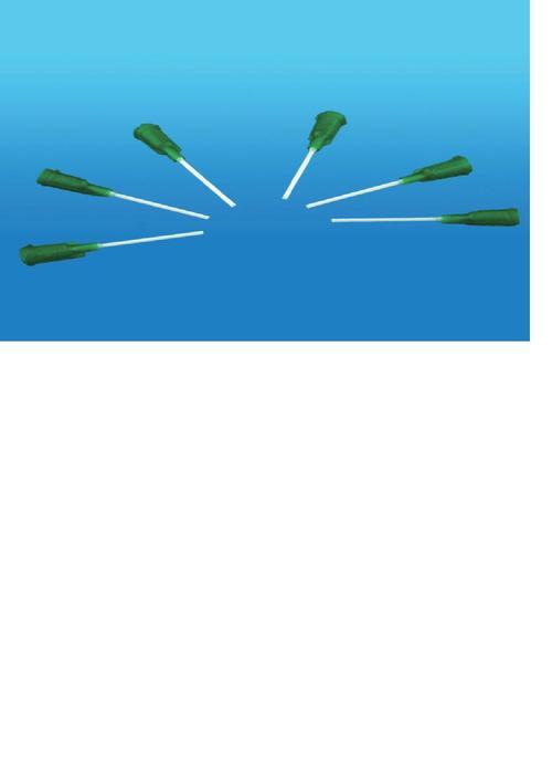 Optional Needles for Vacuum Manifold