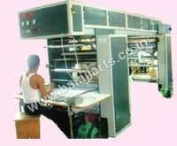 Double Plate Gumming Machine