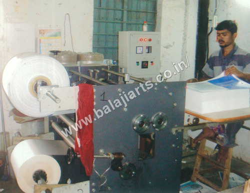 Window Gum Lamination Machine