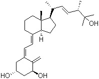 1α,25-dihydoxyergocalciferol