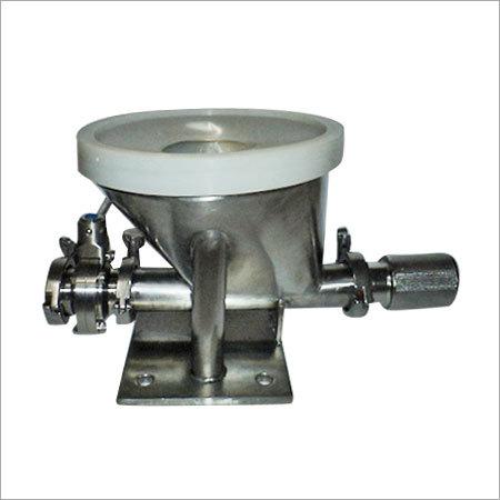 Stainless Steel Flush Bottom Valves