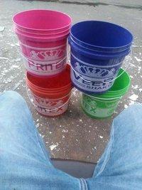 Plastic Water Bucket