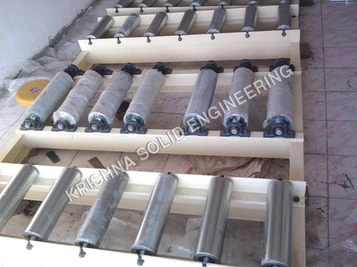 Particle Board line -Pulling Conveyer