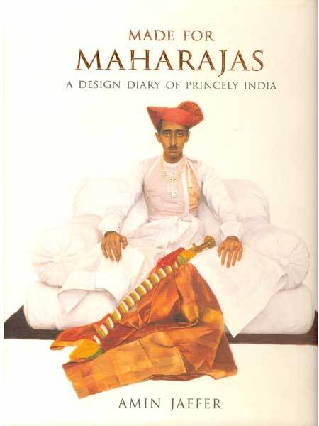 MADE FOR MAHARAJAS JEWELLRY BOOK