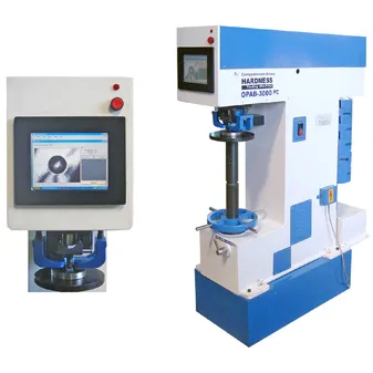 Computerised Brinell Hardness Testing Machines