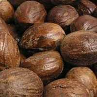 Nutmeg whole with shell