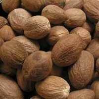 Nutmeg whole without shell