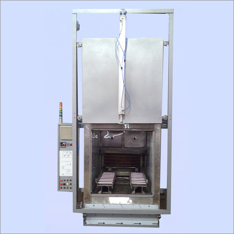 Vertical Sub zero Treatment Chamber (-80 degree.C)