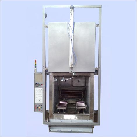 Vertical Sub zero Treatment Chamber