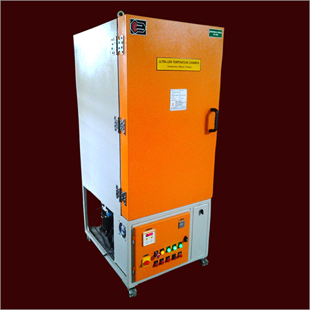 Ultra Low Temperature Chambers