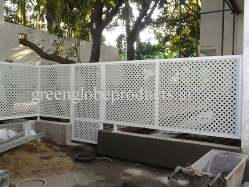 Lattice Fence Panels