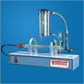 Glass Single Stage Distiller