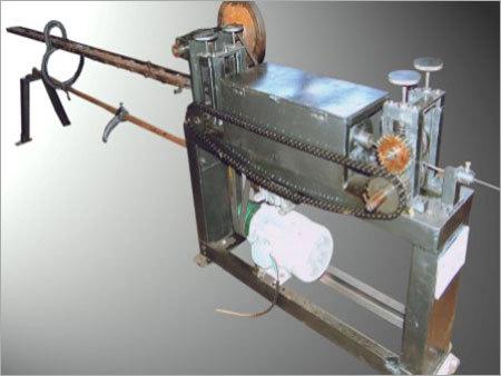 Wire Straightening & Cutting Machines