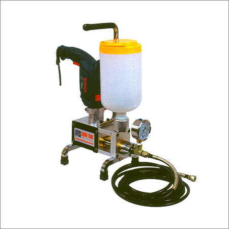 Injection Grouting Pump