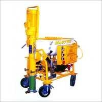 Wall Plaster Machine