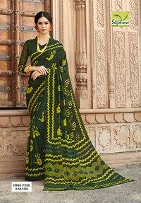 Bollywood Printed Saree