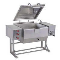Stainless Steel Brazing Pan