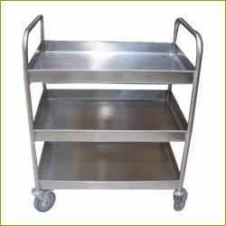 Kitchen Utility Trolley