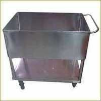 Soiled Dish Trolley