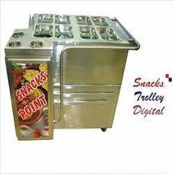 Snacks Counter
