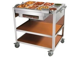 Snacks Trolly