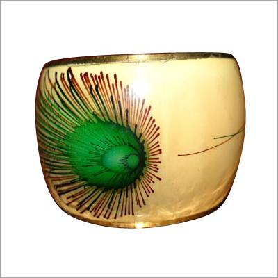 Peacock Design Bangle