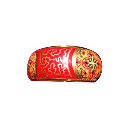 Designer Red Bangles