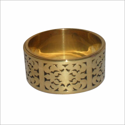 Designer Brass Bangle