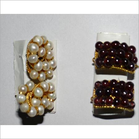 Artificial Pearl Earrings