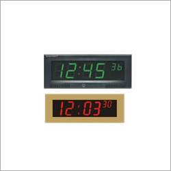 Digital Display Clocks