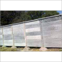 Heavy Duty Boundary Wall