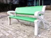 RCC Precast Hand Rest Chair Bench