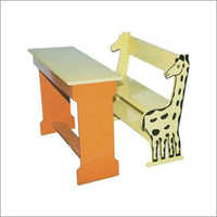 Kids Bench Two Seater