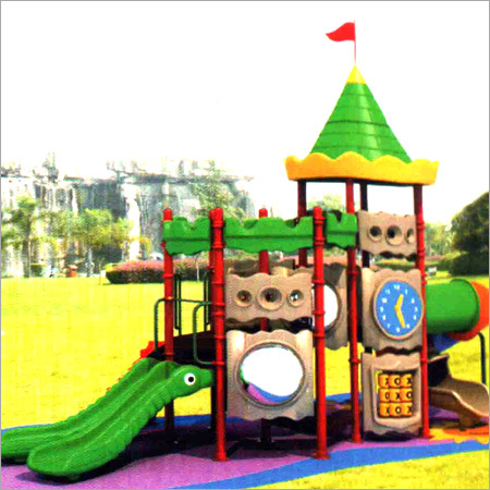 Jungle Castle Play System