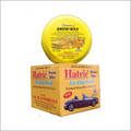 Snow Wax Car Body Polish Paste