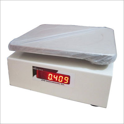 Table Top Weighing Scale Front Back display