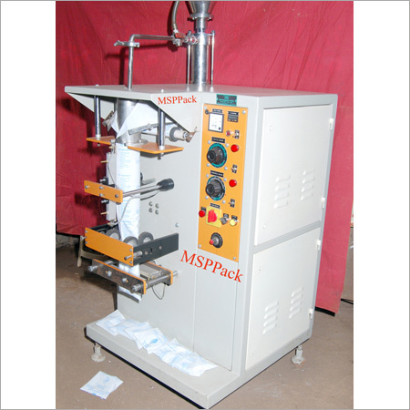 Gel Pouch Packing Machine
