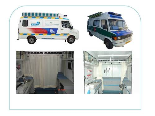 Mobile Medical Unit (MMU)