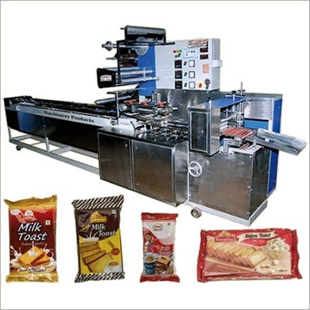 Toast Flow Wrap Packaging Machines