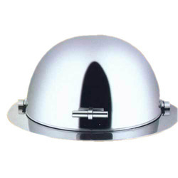 Round Counter Roll Top Chafing Dish