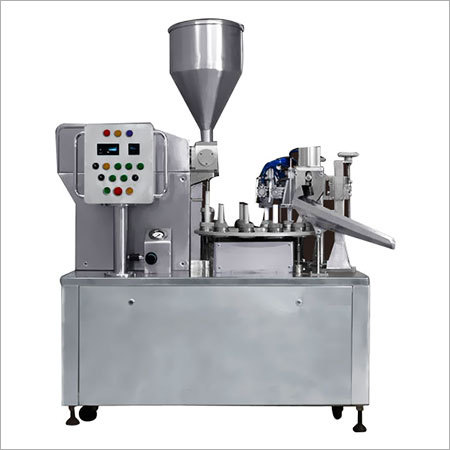 Paste Ointment Filling Packaging Machines