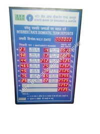 Bank Interest Boards