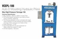 Auto D Moulding Hydraulic Press