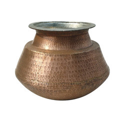 Copper Degh for Biryani